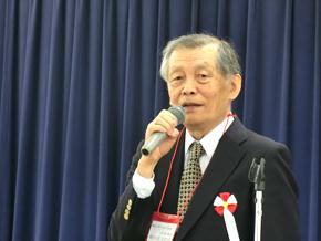 神田初代理事長
